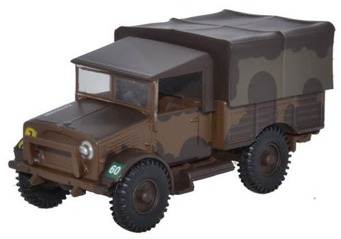 Oxford Diecast Bedford MWD 3rd Battalion Grenadier Guards - 1:76 Scale