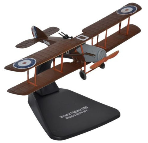 Oxford Diecast Bristol F2B Flying Corps 1:72 Scale Model Aircraft