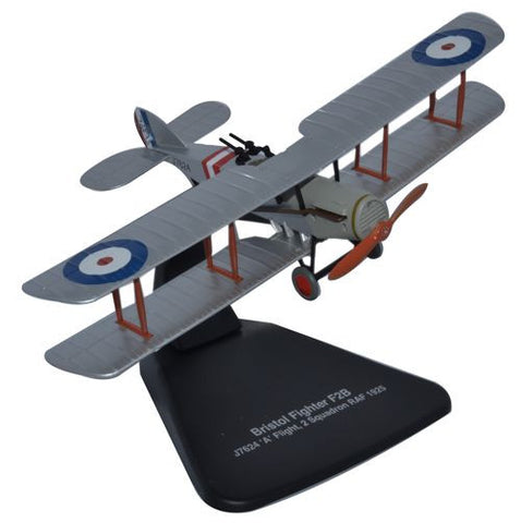 Oxford Diecast Bristol F2B Flight 2 Squadron 1:72 Scale Model Aircraft