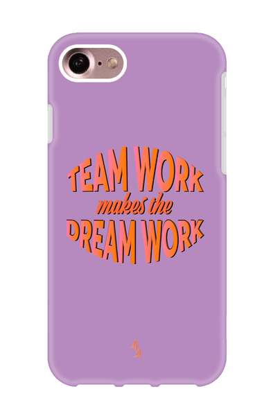Team Work Makes The Dream Work SHOCKPROOF // PRE ORDER