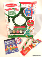 Christmas Craft Ornaments Make your own Kit!