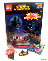 LEGO Batman & Activity Book Supreme