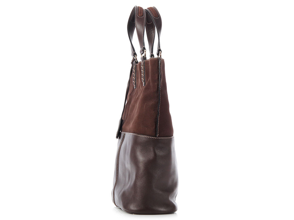 Tod's Brown Emma Tote