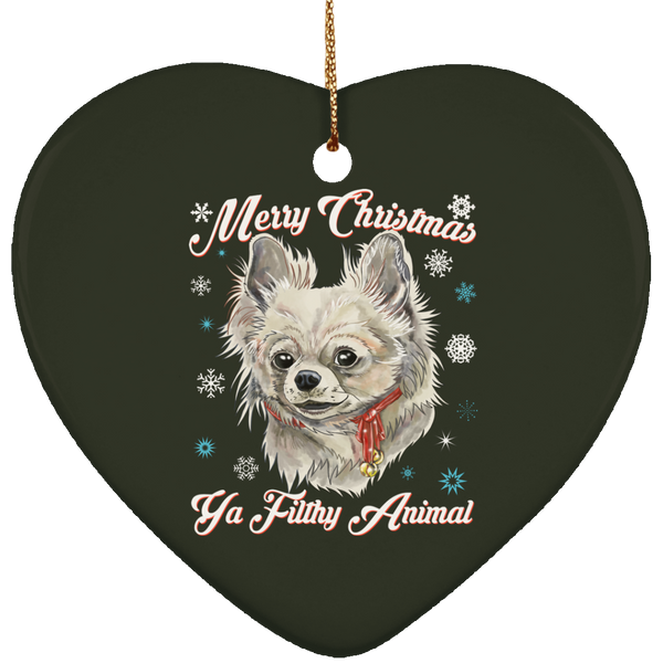Christmas tree decorations - Chihuahua Dog - GoneBold.gift