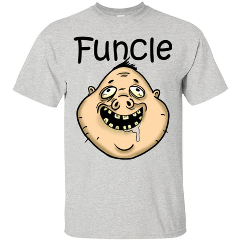 Funcle Funny Shirt for Uncle Unisex Tees