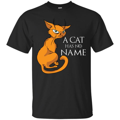 Cat Shirt Funny Game Of Thrones Parody Unisex Tees - GoneBold.gift