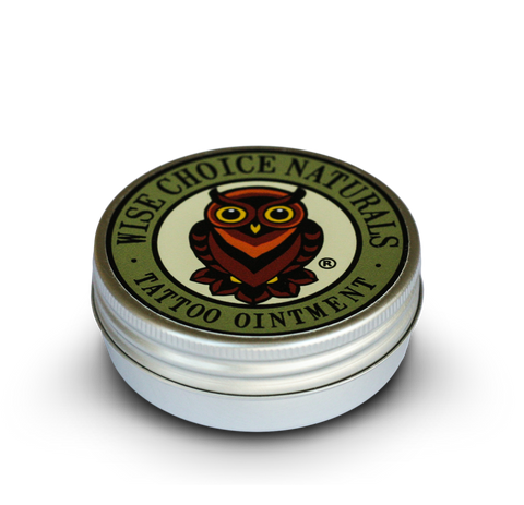 Wise Choice Naturals - Tattoo Oinment 40g