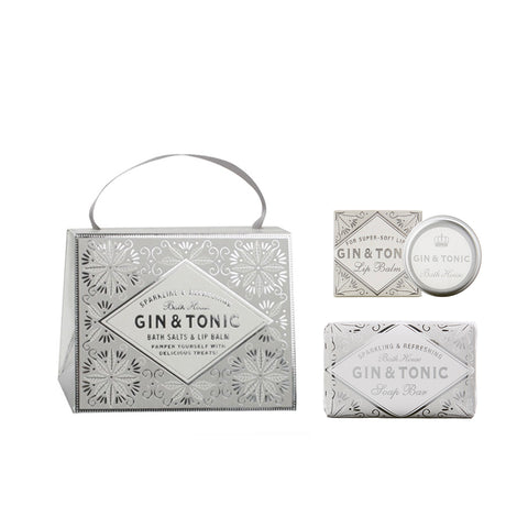 Gin & Tonic Handbag Gift Set