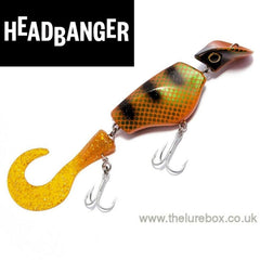 Headbanger Tail Lure 23cm Sinking - The Lure Box