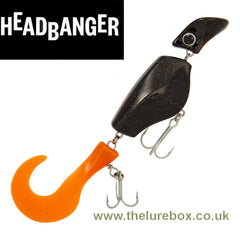 Headbanger Tail Lure 23cm Suspending
