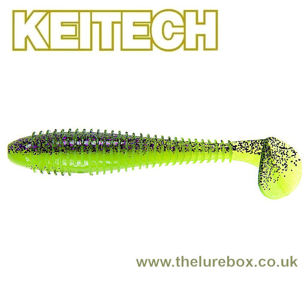 "Keitech Fat Swing Impact 2.8"" - The Lure Box"