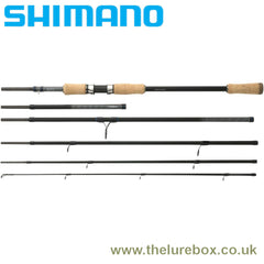 Shimano Travel Concept (STC) Multi Spin Rod 5/6 piece - The Lure Box