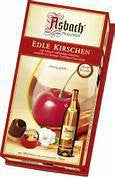 Asbach Cherries with Brandy in Lg. Gift Box 6/7oz #2121