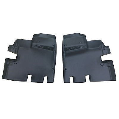 ALL NEW! 2013, 2014, 2015 2016 Arctic-Cat Wildcat 1000 FORMED FLOOR MATS LINERS