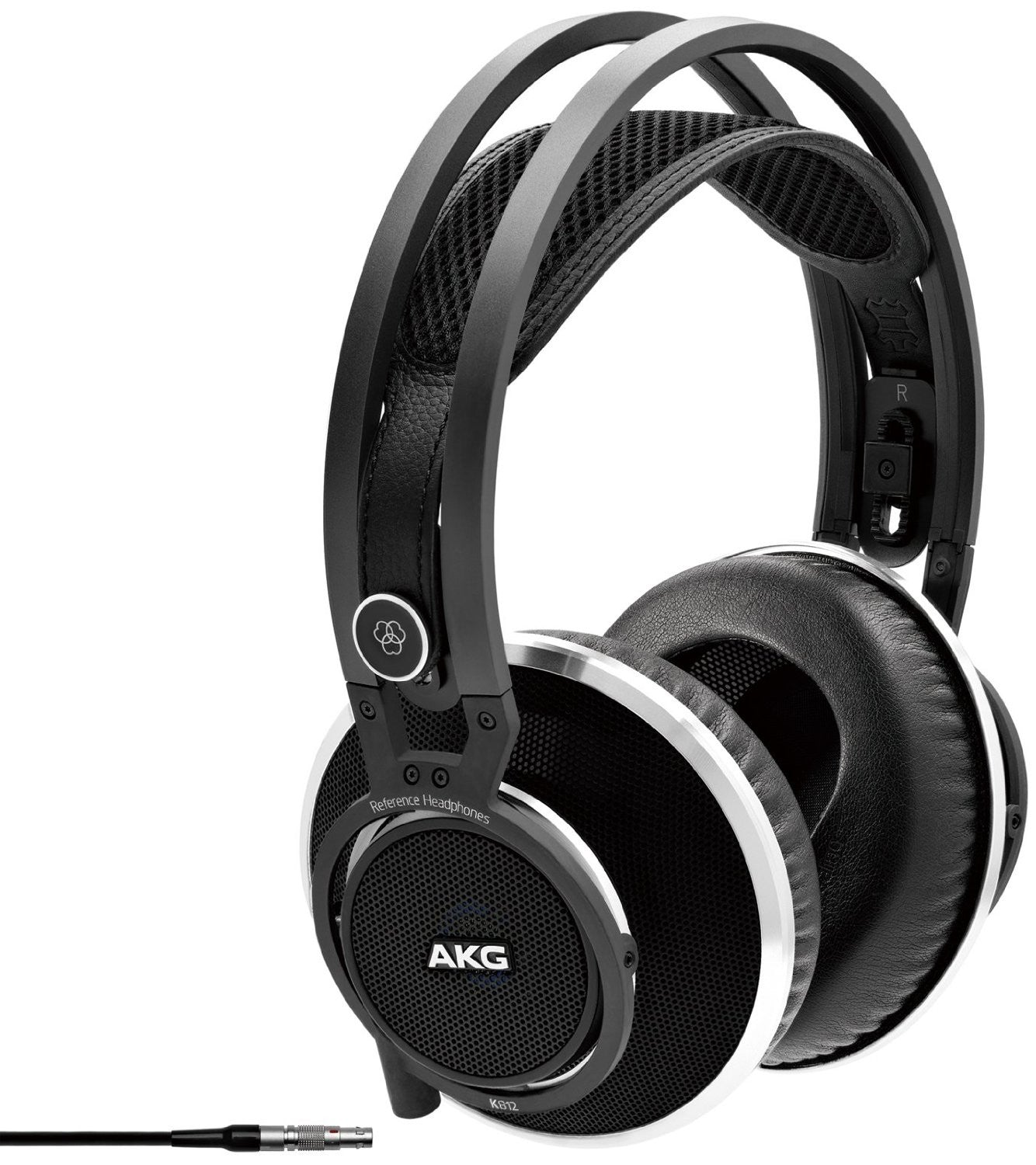 AKG K812 PRO Superior Reference Open Back Circumaural Headphones