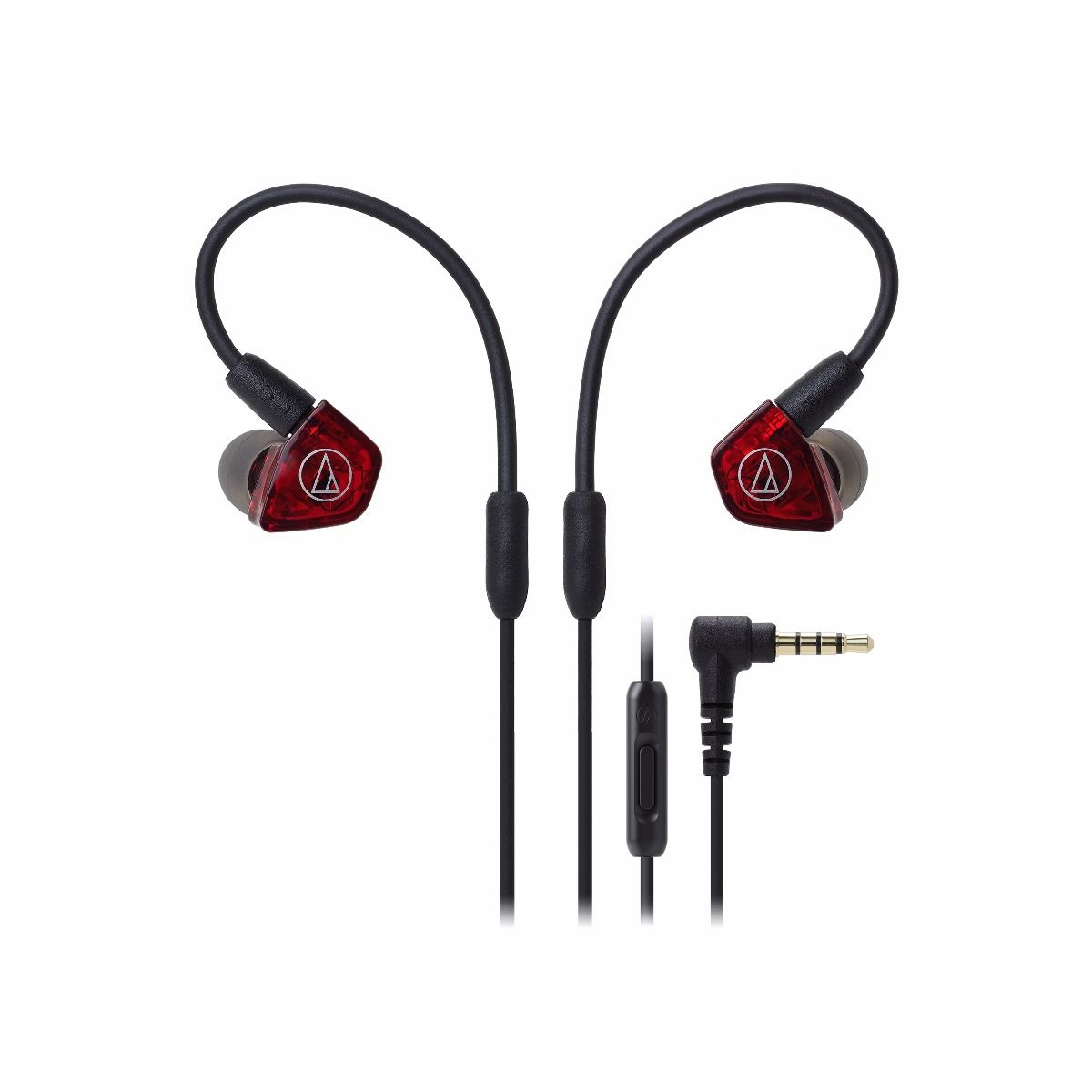 Audio-Technica LS200is Dual Balanced Armature In-Ear Headphones