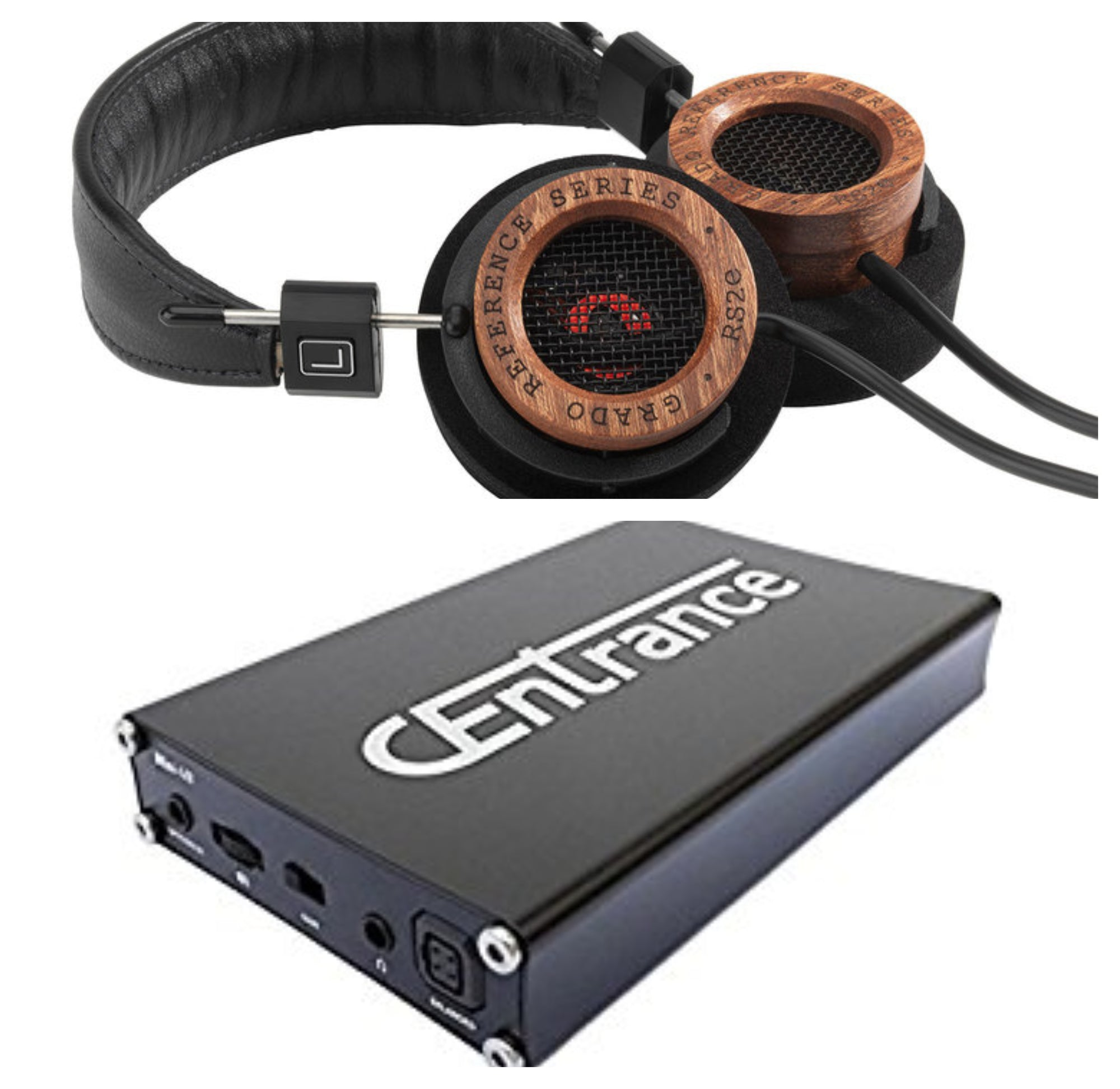 [Combo] Grado RS2e Headphones + CEntrance Mini M8