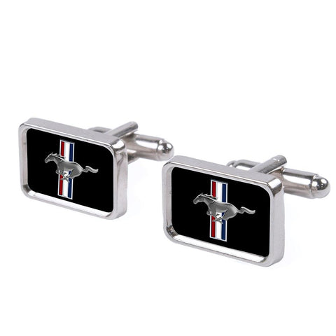 Ford Mustang cuff links