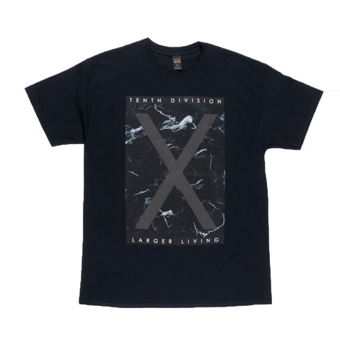 10 DEEP - Mighty X Tee - The Hidden Base