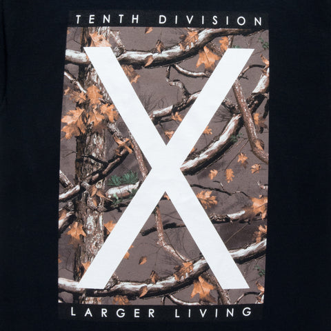 10 DEEP - Larger Living Tee - The Hidden Base