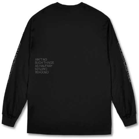 Crooks & Castles - Cryptic Medusa L/S Tee - The Hidden Base