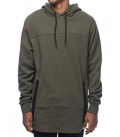 Crooks and Castles - Rifle Knit Hooded Pullover - The Hidden Base