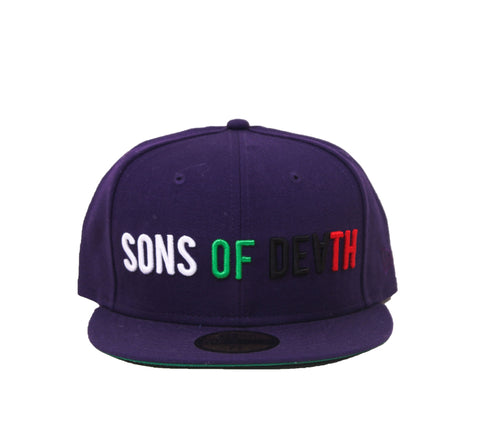 Black Scale - Sons of Death New Era - The Hidden Base