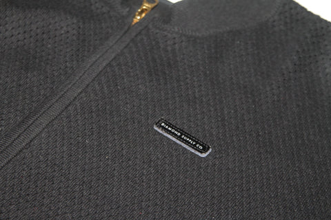 Diamond Supply Co - Zip Fleece Jacket - The Hidden Base