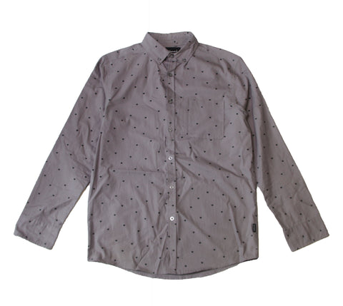 Diamond Supply Co - L/S Mini Diamond Shirt - The Hidden Base