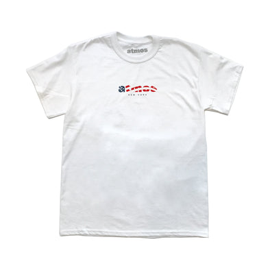 ATMOS EXCLUSIVE 4th TEE - White