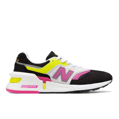 NEW BALANCE 997S - Yellow/ Violet