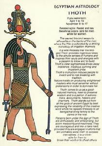EGYPTIAN - THOTH