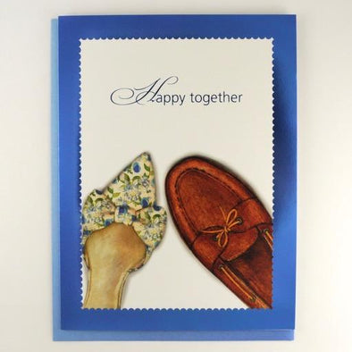 Perfect Pair Anniversary Card