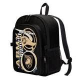 "Army Black Knights ""Accelerator"" Backpack and Lunch Bag / Box Set"