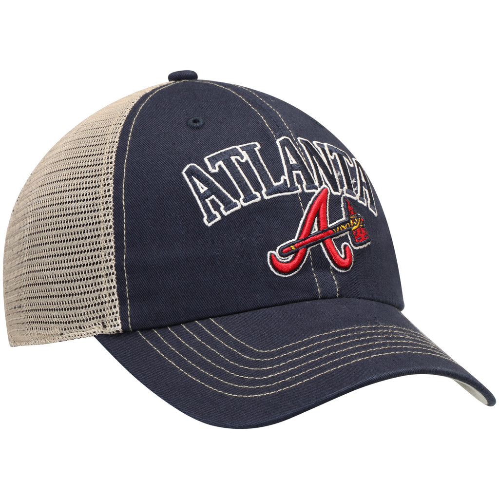 MLB Atlanta Braves Aliquippa Adjustable Hat