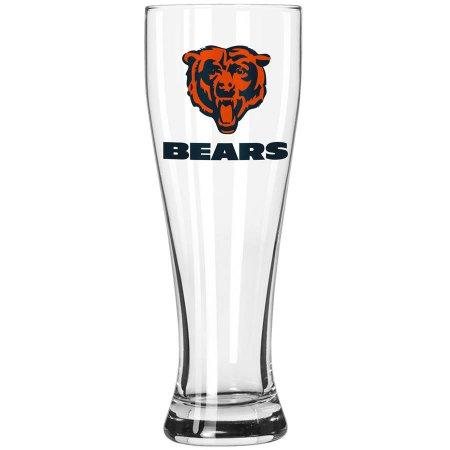 Boelter Brands NFL Chicago Bears 23-Ounce Grand Pilsner with Full Color Team Logo