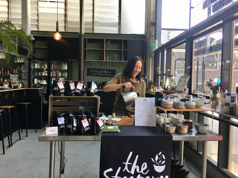 The Steepery Tea Co. at Wandering Cooks