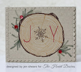Concord & 9th Joy Stamp Set - The Heart Desires