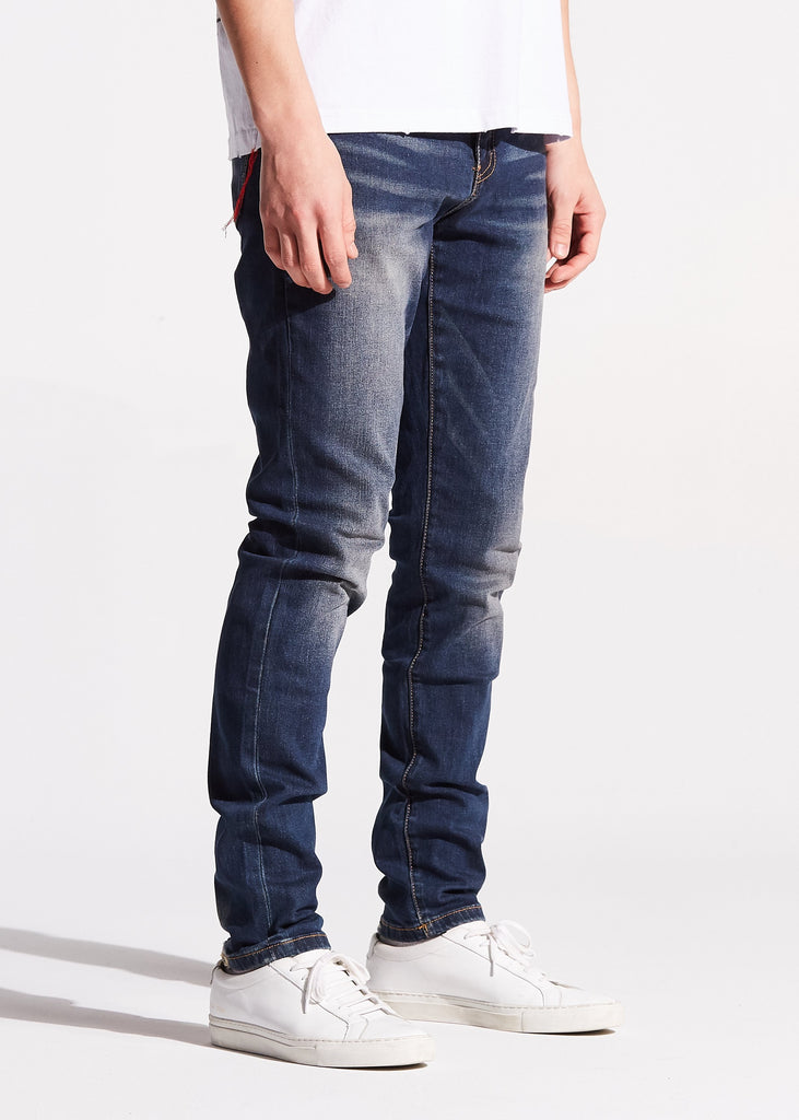 Atlantic Denim (Deep Indigo)