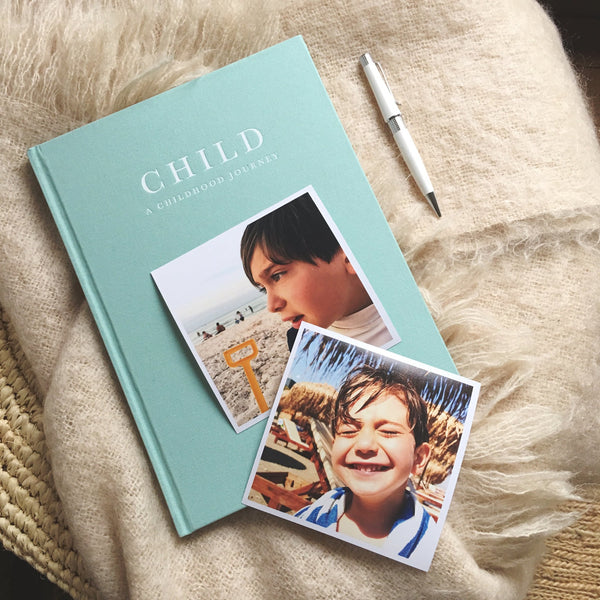 Write To Me | Child - A Childhood Journey