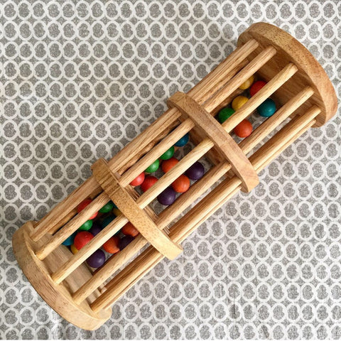 Wooden Toy Rain Maker