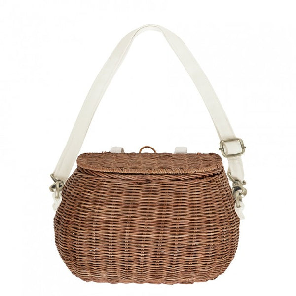 Mamachari Bag | Natural Basket