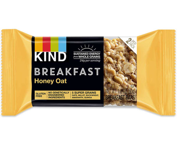 KIND Breakfast Honey Oat