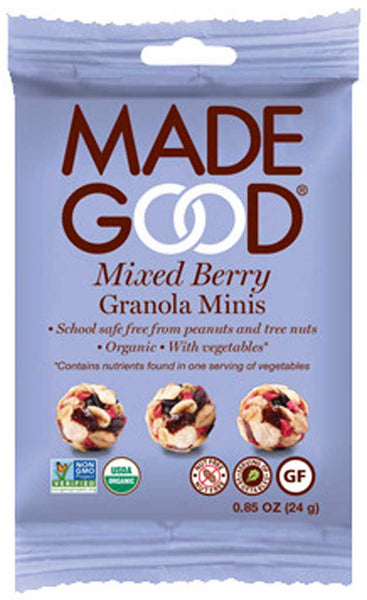 Made Good Mixed Berry Granola Minis