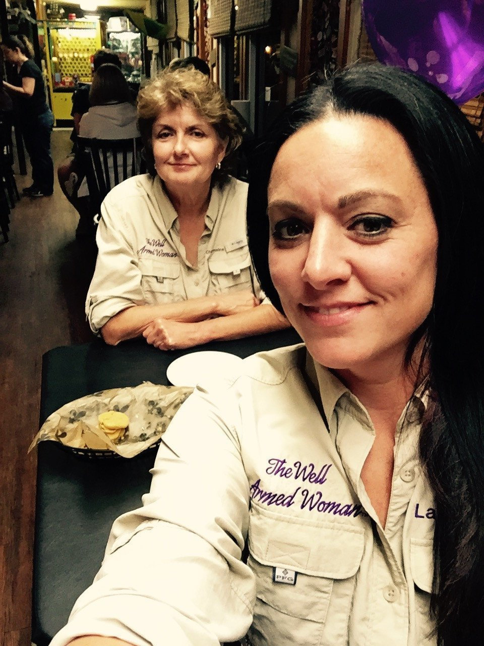 The Well Armed Woman-Bayou Region Chapter