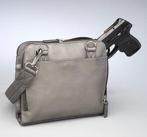 GTM-92 X-Body Organizer - 4 Colors - Concealed Carry Handbags - CCW Purses - GunTotenMamas