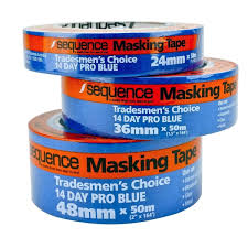 48mm Tradesman Choice 14 Day Pro Blue Tape