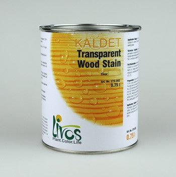 KALDET Transparent Wood Stain #270 - Livos