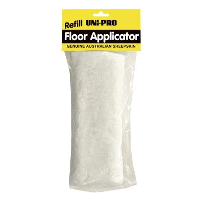 Floor Sheepskin Applicator Replacement Pad