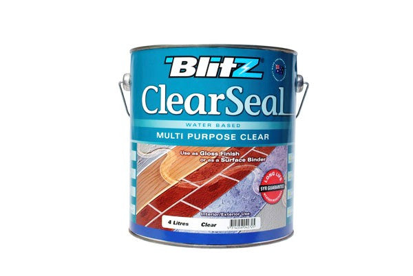 Blitz Clearseal